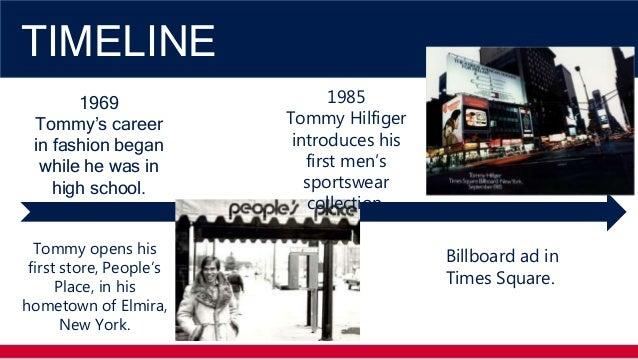 Tommy Hilfiger Brand Revival