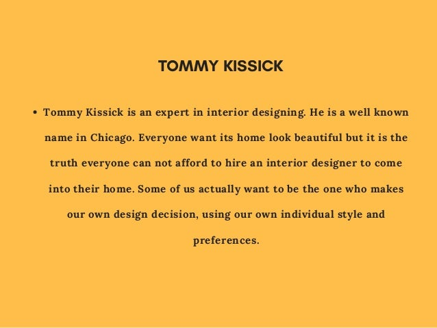 How to make your home look like you hired an interior designer tommy kissick 2