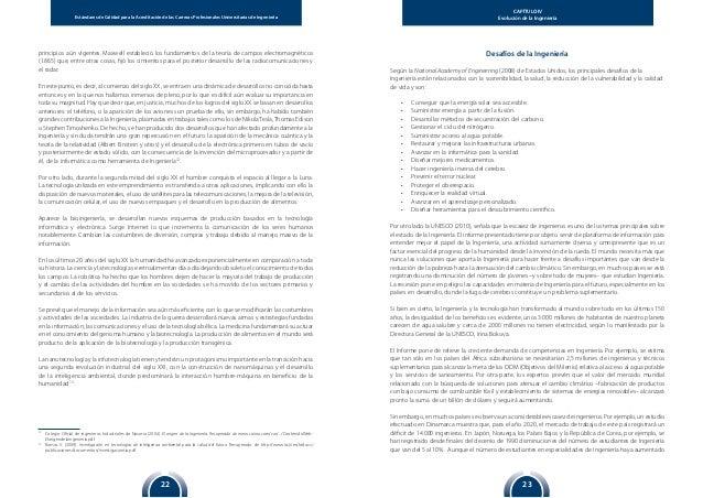 Estándares de Calidad para la Acreditación de las Carreras Profesionales Universitarias de Ingeniería 2322 CAPÍTULO IV Evo...
