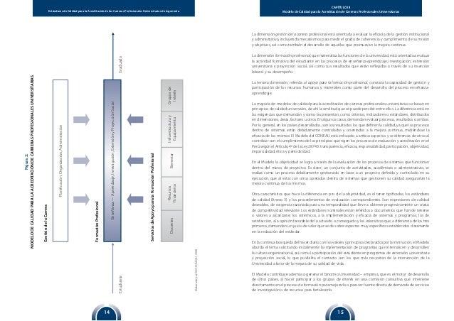 1514 Estándares de Calidad para la Acreditación de las Carreras Profesionales Universitarias de Ingeniería CAPÍTULO III Mo...
