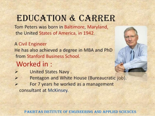 Tom Peters (management