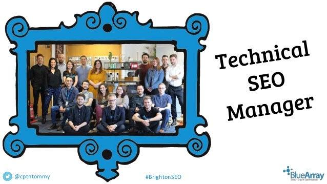 BrightonSEO April 2019 - Tom Pool - Chrome Puppeteer, Fake Googlebot & Monitor Your Site! Slide 3