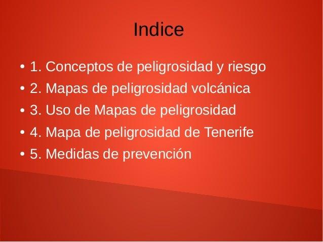 Tom riesgos volcánicos Slide 2