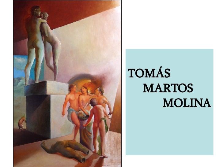 TOMÁS  MARTOS  MOLINA