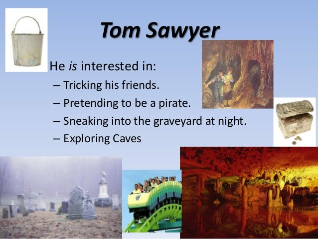 an introduction to the literary analysis of tom sawyer Tom sawyer research papers from paper masters explore mark twain's tale of boyhood with many poignant american literary themes.