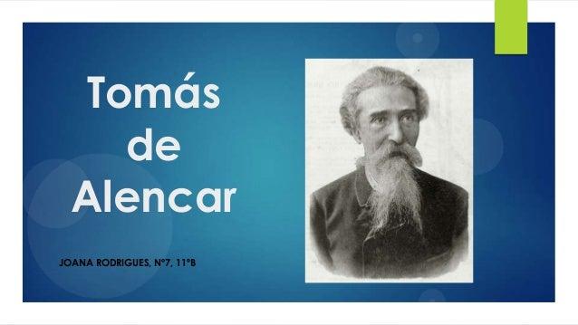 Tomás de Alencar JOANA RODRIGUES, Nº7, 11ºB