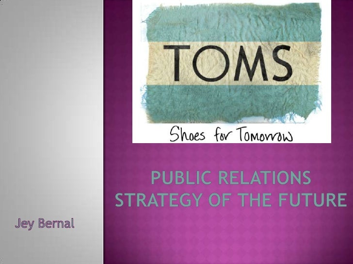 Public relations strategy of the future<br />Jey Bernal<br />