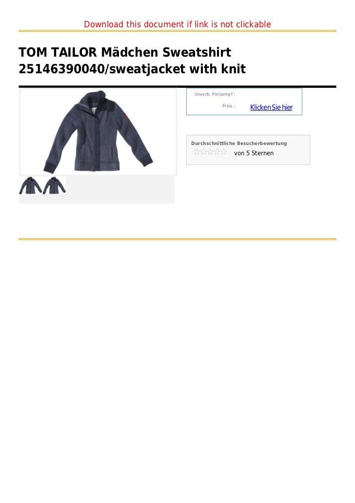 Winterjacke tom tailor 104