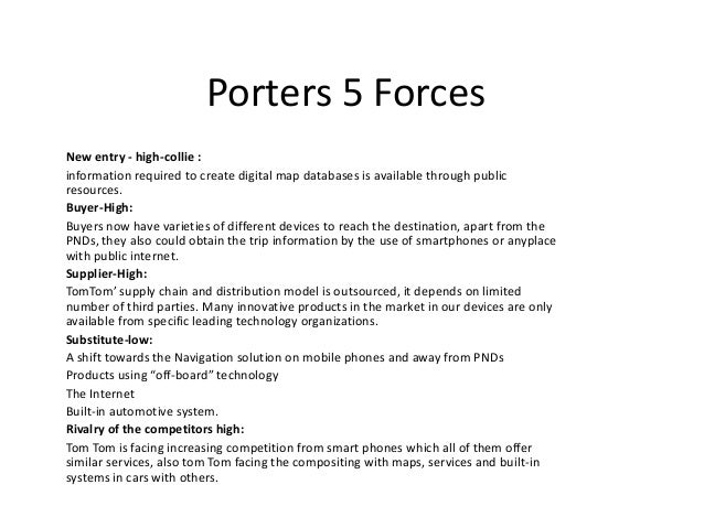 porters five forces and internet service providers It is important to note that the industry is different from satellite providers, internet service in the five forces five forces model porters.