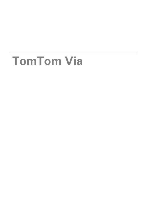 TomTom Via