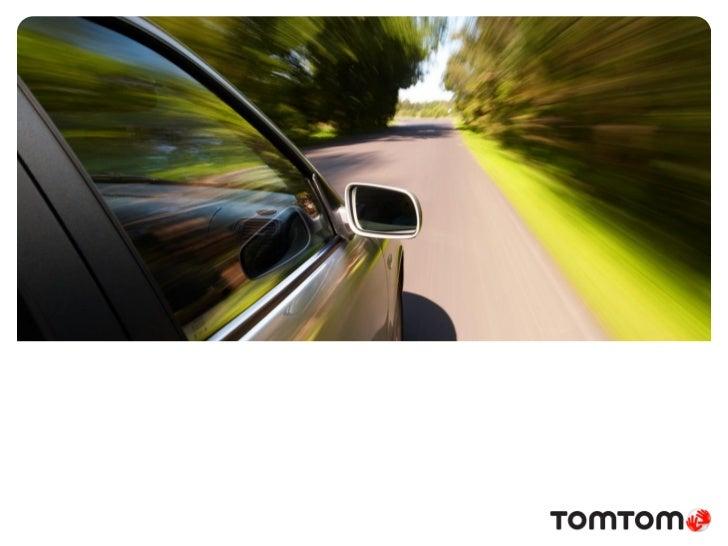 TomTom Dynamic Routing TechnologyHeiko Schilling