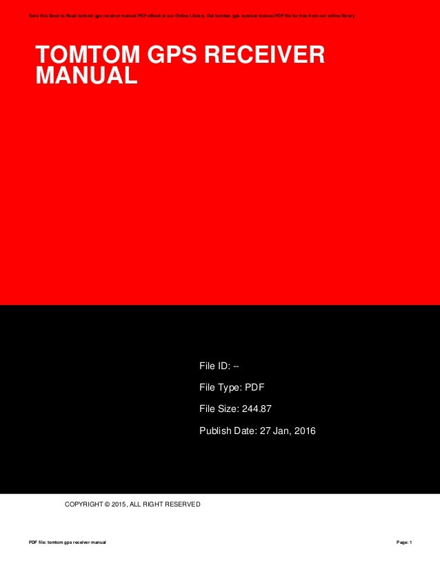 Ttbtgps2 tomtom wireless gps mkii user manual draft bologna guide.