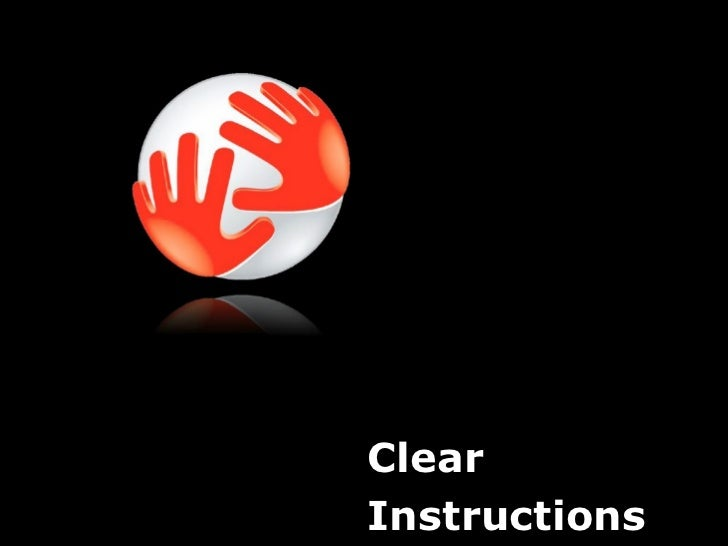 Better Traffic Clear Instructions