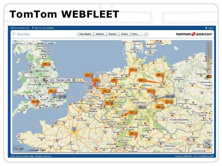 TomTom WEBFLEET