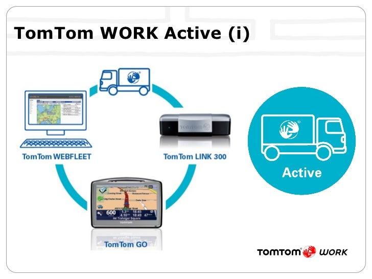 TomTom WORK Active (i)