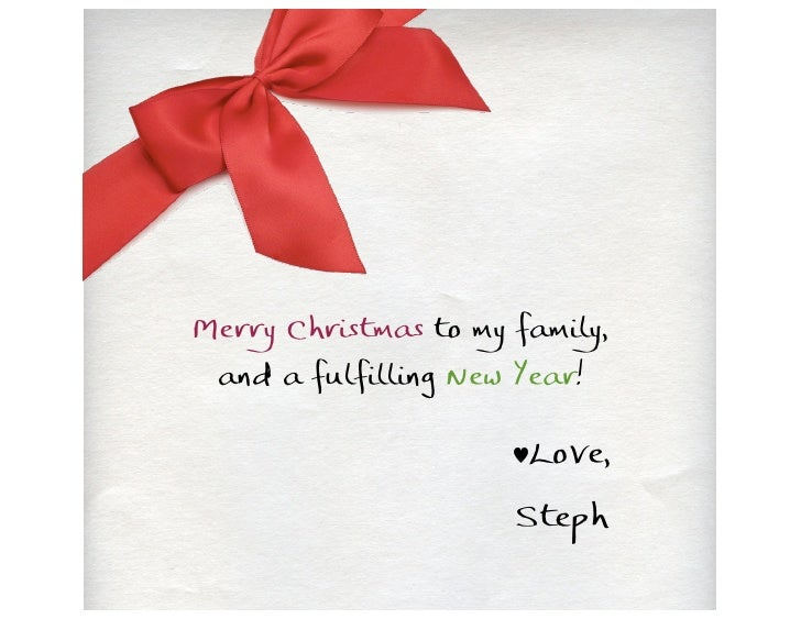 merry christmas to my family - Merry Christmas To My Family