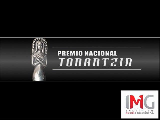 """El Premio Nacional Tonantzin recibe su nombre del náhuatl, y significa """"Nuestra Madre"""".   Este premio se entrega a los mejo..."""