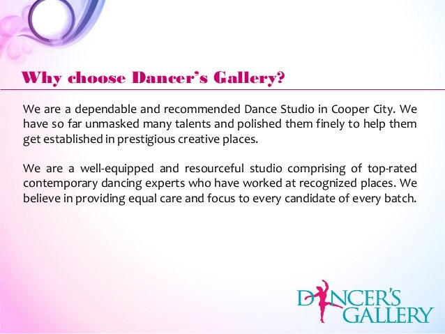 We are a dependable and recommended Dance Studio in Cooper City. We have so far unmasked many talents and polished them fi...