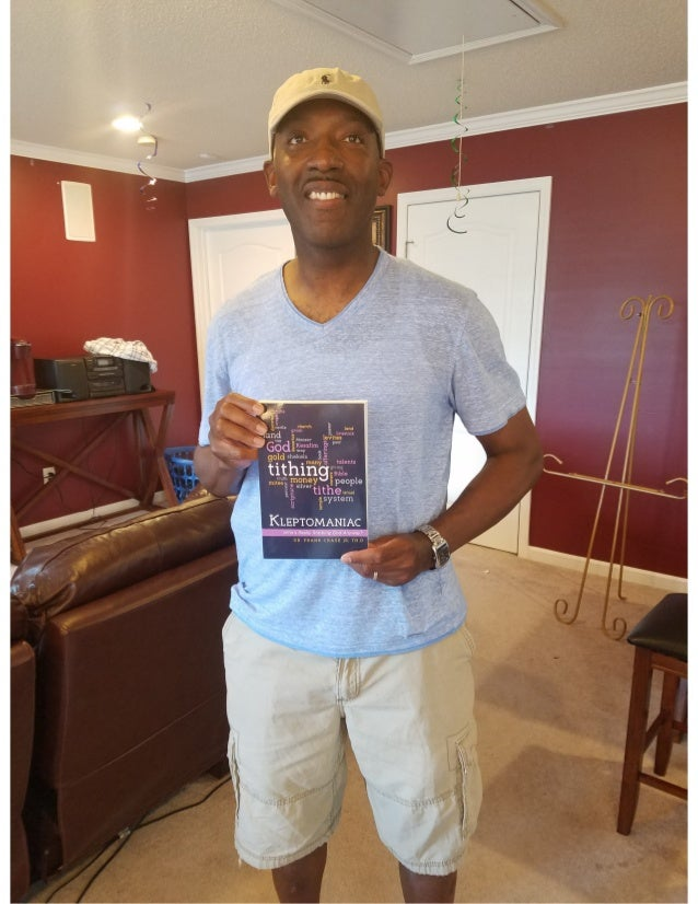 Toney Reads Kleptomaniac: Who's Really Robbing God Anyway?