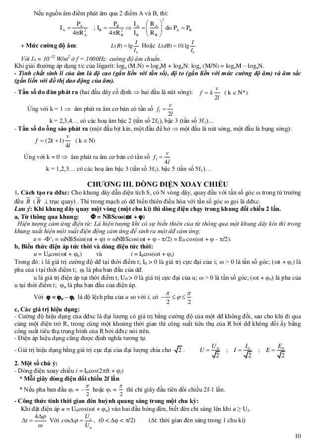 10 Nếu nguồn âm điểm phát âm qua 2 điểm A và B, thì: 2 A B A A A B A B2 2 A B B B P P I R I ; I do P P 4 R 4 R I R    ...