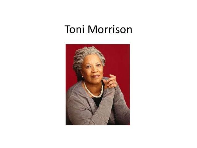 Toni morrison home essay