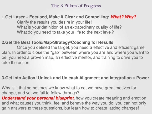 Summary of the unleash the power within seminar of tony robbins 2016 39 malvernweather Images