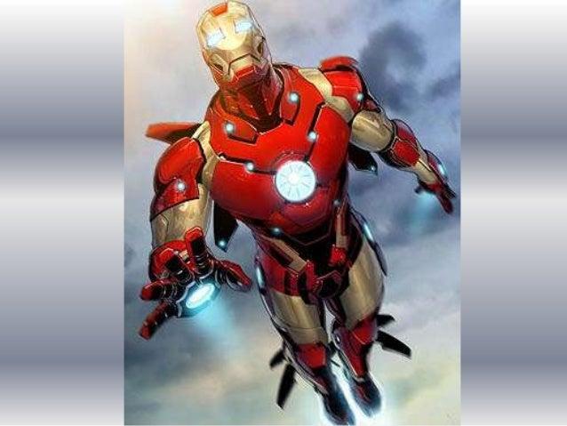 Tony Stark - 웹