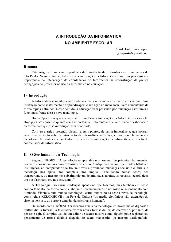 Too3 tcc texto_informaticanoambienteescolar_sergio_marcos