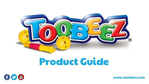 Product Guide www.toobeez.com