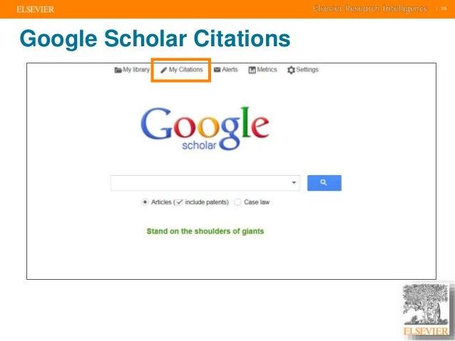     26    26  Google Scholar Citations