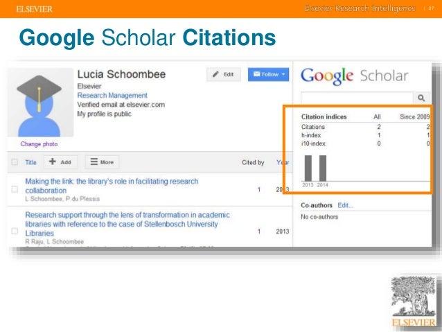     27    27  Google Scholar Citations