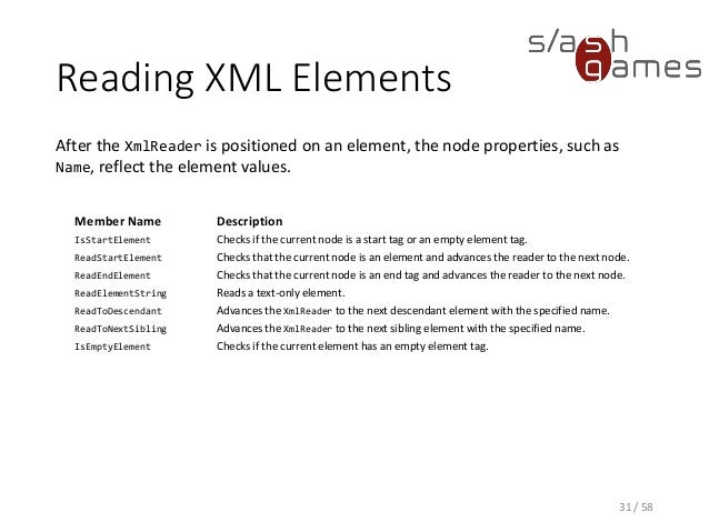 Tool Development 04 - XML