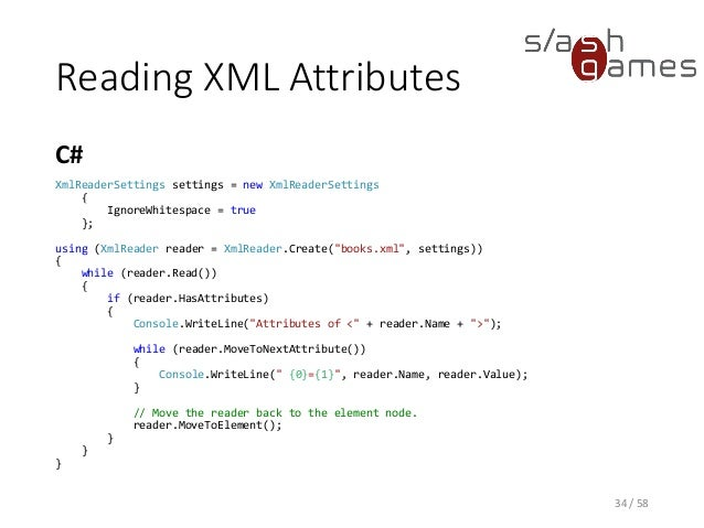 Tool Development 04 - XML