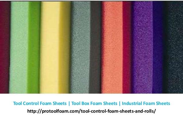 Tool Foam | Toolbox Foam | Tool Control Foam | Custom Tool Box Foam |…