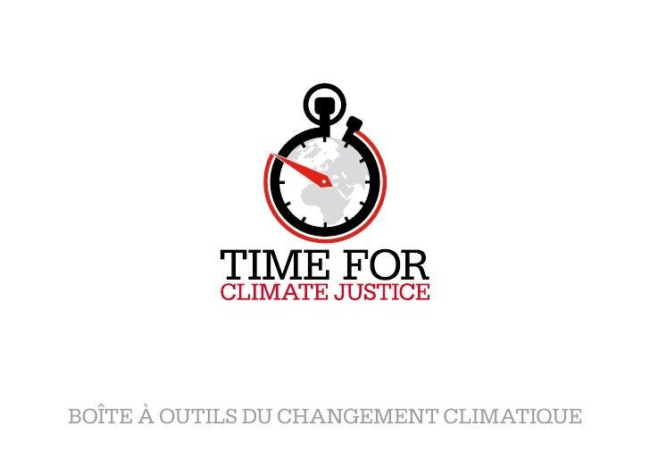 Boîte à outils du Changement climatique