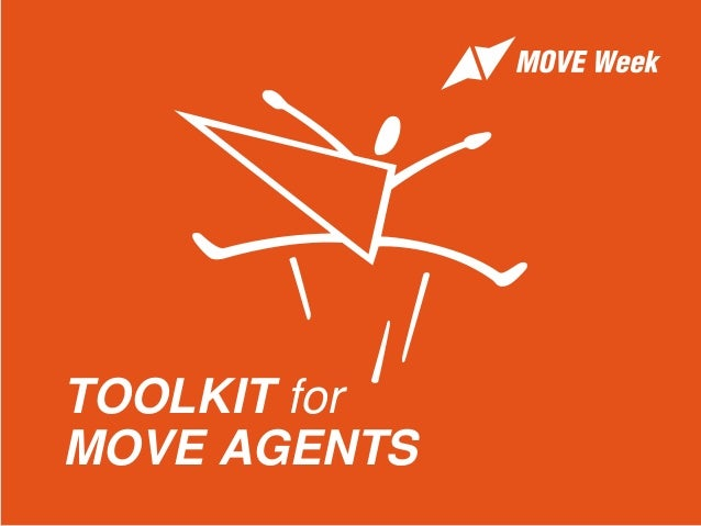 TOOLKIT for MOVE AGENTS