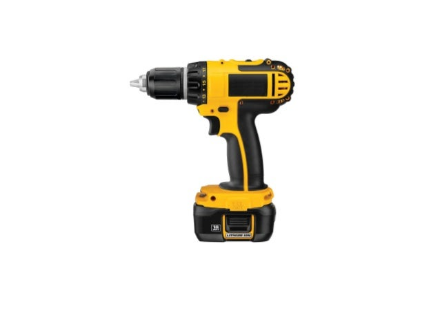 50% of average households own a power drill