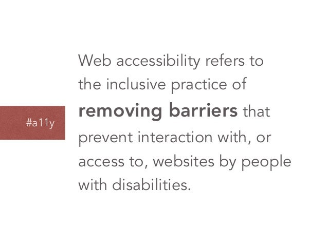 Tools And Techniques For Evaluating Accessibility Slide 3