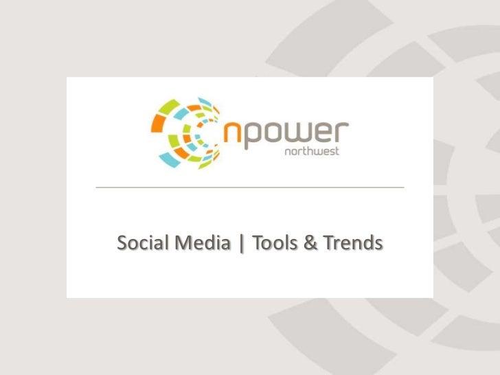 Social Media | Tools & Trends<br />
