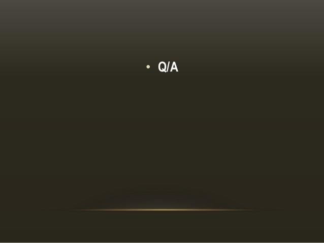 • Q/A