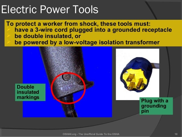 hand and power tools by oshaxorg