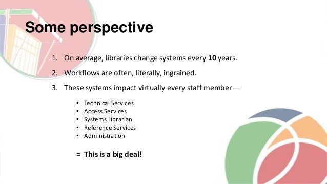 Managing Change and People in Libraries