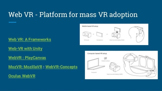 Tools & Services for building a fun pipeline for VR|AR