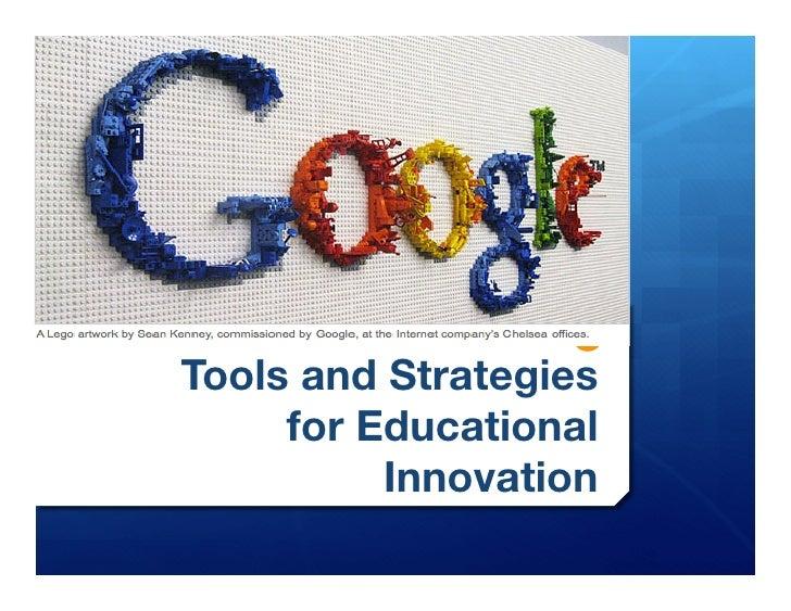 Tools&Strategies