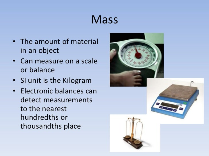 Tools Used For Measurement