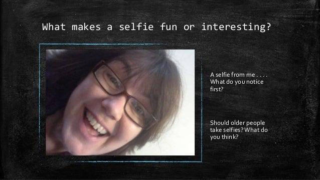 Selfies too on facebook many 12 Selfies