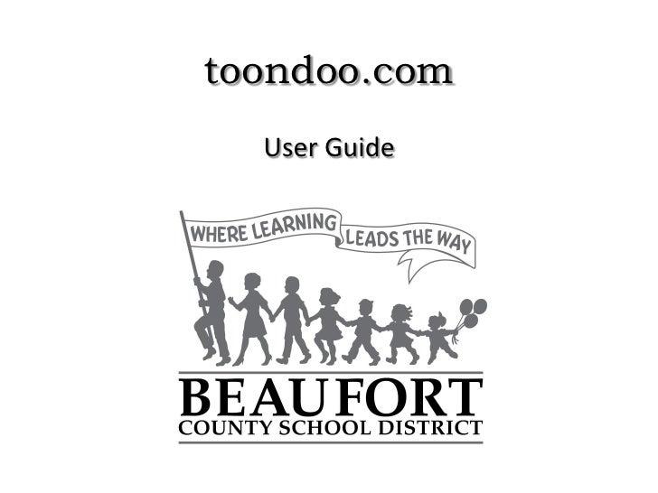 toondoo.com   User Guide