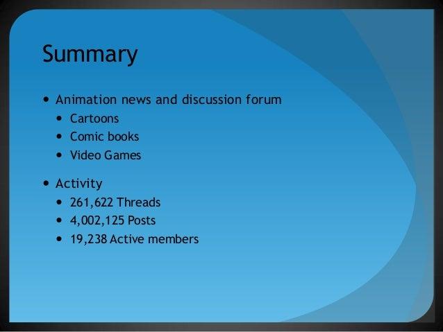 Toonzone Forum  Slide 2
