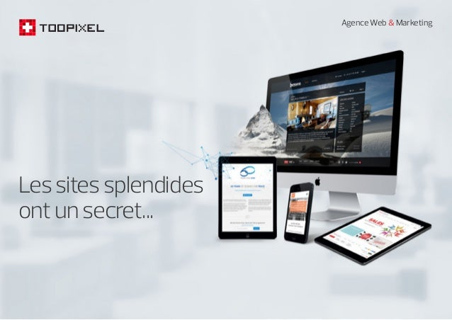 Agence Web & Marketing Lessitessplendides ontunsecret...