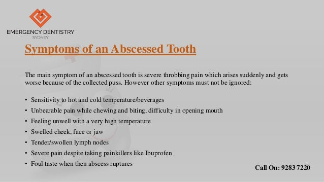 Potato Remedy for Tooth Abscess  Cure Tooth Decay Blog